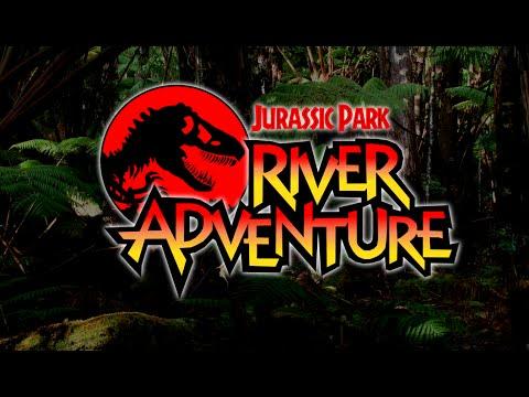 Jurassic Park River Adventure Islands Of Adventure Orlando Youtube