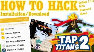 [Tap Titans 2 Hack] HOW TO INSTALL THE APK (UPDATE 1.1.5)