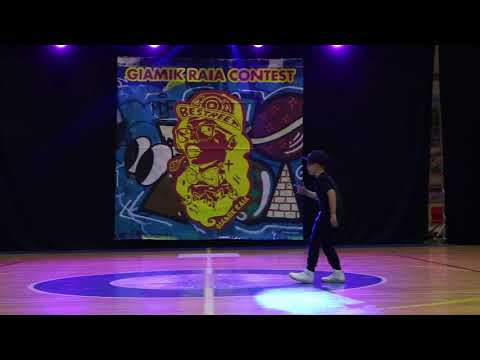 Giamik Raia Dance Contest - Hip Hop Battle Under 14 - ???? Vs Franco Nenna