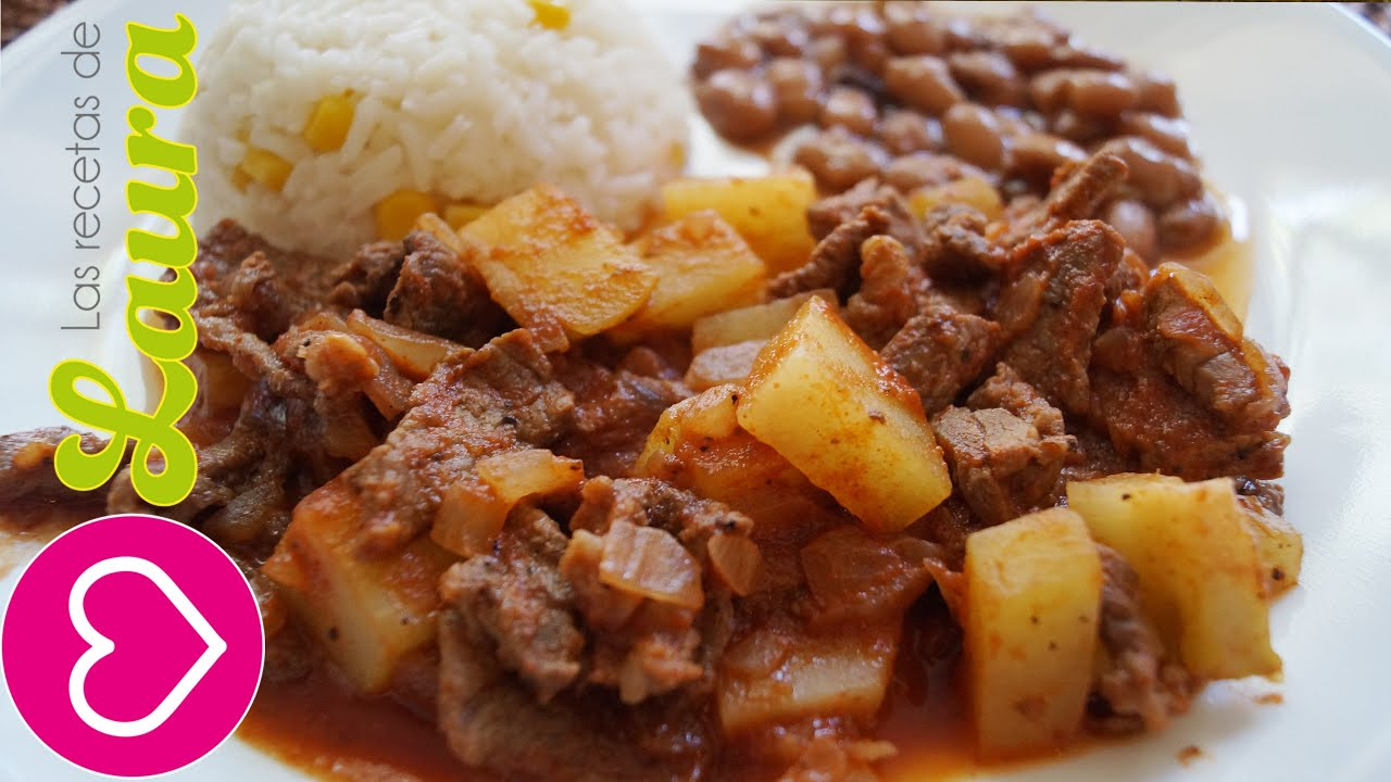 Filete De Res En Salsa De Tomate Comidas Saludables Y