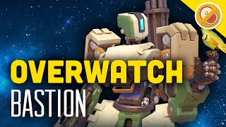 Bastion - Overwatch (Gameplay Funny Moments)