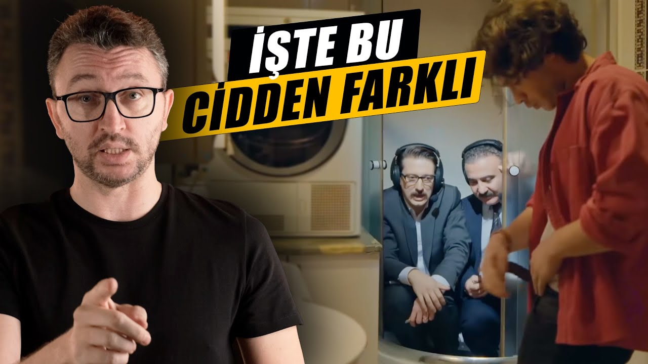 ÇOK FARKLI DİZİ ÖNERİLERİ + BONUS