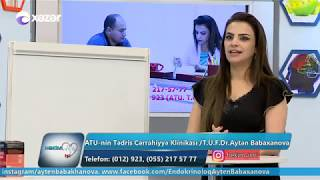Piylənmənin endokrinoloji aspektləri - Həkim İşi 14.11.2018