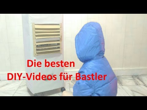 mobile klimaanlage selber bauen | Die besten DIY-Videos für Bastler