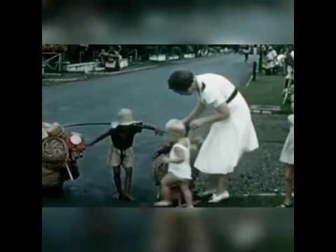 1 menit mengenang jaman kekejaman penjajah Belanda bocah