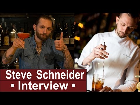 Steve Schneider from Employees Only in NYC • Interview
