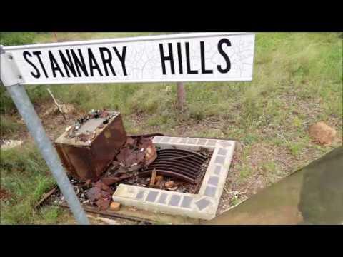 A few tracks around Stannary Hills in Far North Queensland.