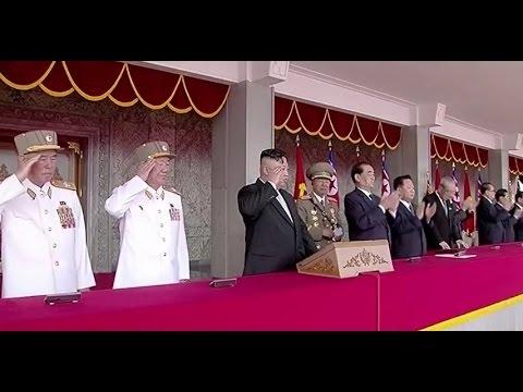 Breaking News April 15, 2017 - North Korean Military Parade in Pyongyang |April 15 2017