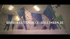 Kletterhalle Willingen (Upland) -  Kino Clip
