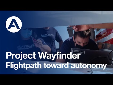 Flightpath towards more autonomy
