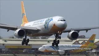 Manila Philippines Planespotting Boeing 747, 777, Airbus A330 & More @ MNL pt. 1