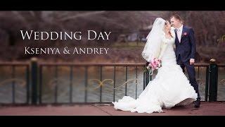 Свадебный клип Ксении и Андрея