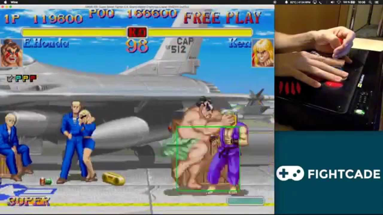Super Street Fighter II Turbo Stored Moves Glitch: ChunLi Super, E.Honda Super & Ochio - YouTube