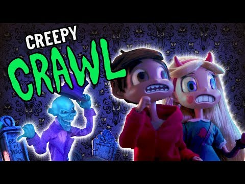 Star vs. the Evil-Hitchhiking Ghost | Haunted Mansion | Disney XD