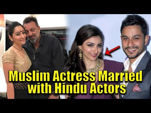 These 8 Muslim actresses married with Hindu actors ✔