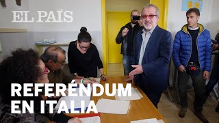 Victoria rotunda del sí en las consultas de autonomía de Véneto y Lombardía   Internacional