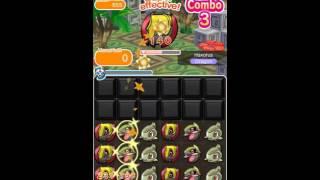 pokmon shuffle mobile stage 149 haxorus