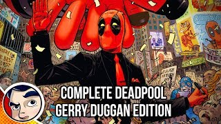 "Deadpool ""Daughter, Marriage & Death of Deadpool"" - Full Story 