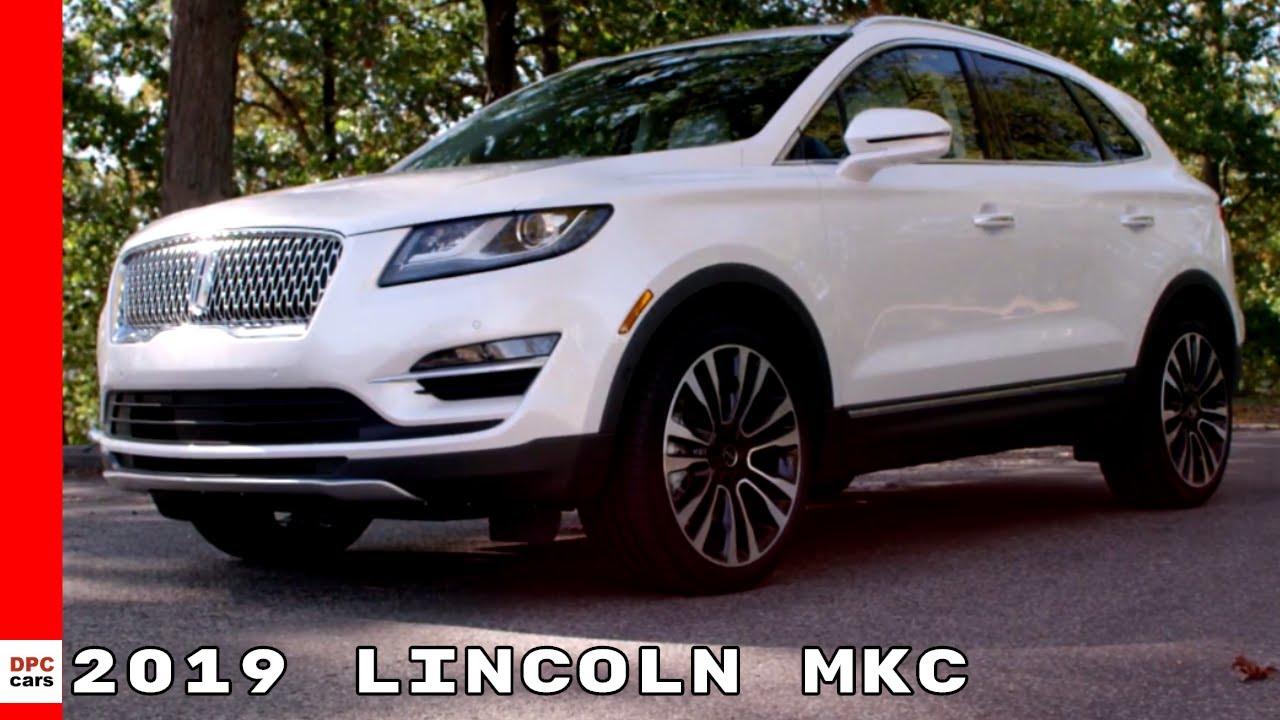 Lincoln Black Label >> 2019 Lincoln MKC - YouTube