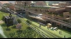 Vélizy TV : Un nouveau tracé pour le projet de téléphérique Pont de Sèvres-Vélizy