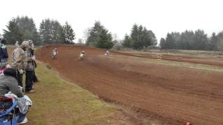 Territorial Motocross Park, Junction City, Oregon - SXS and Motorcycle Racing Action!