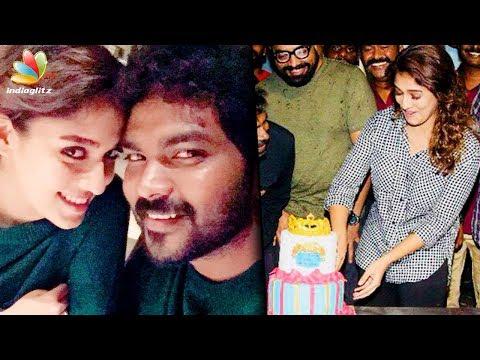 """""""Thangamey"""" - Vignesh Shivan's sweetest birthday wish for Nayanthara"""