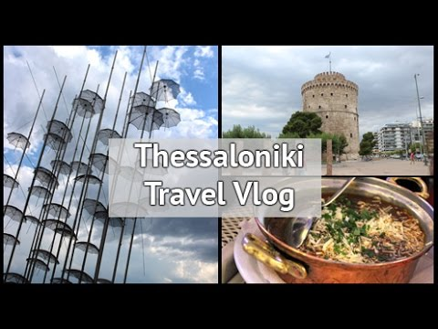 Thessaloniki - Where To Stay, What To See | xameliax #BlogTrottersGR