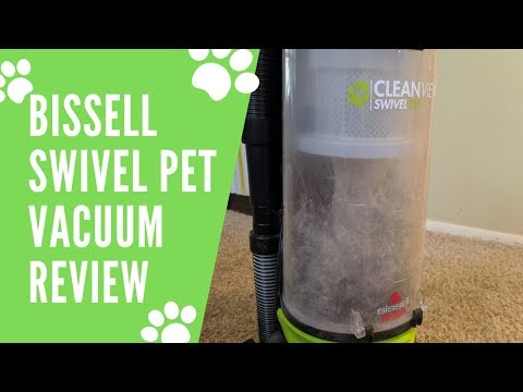 Bissell Swivel Cleanview Vaccum for Pets Review