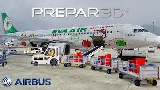 Flight Simulator 2017 Prepar3D v3.2 [Epic Realism]