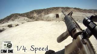 Go Pro HD AR15 M4 Speed reloading / shooting