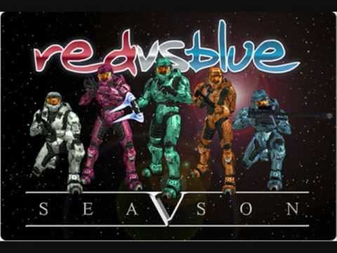 Red Vs Blue Tucker Bow Chika Bow Wow Song Youtube