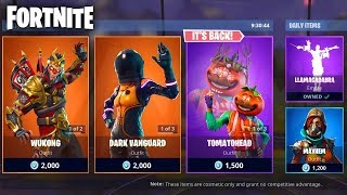 *NEW* FORTNITE ITEM SHOP COUNTDOWN! New Skins LIVE! (27th March)