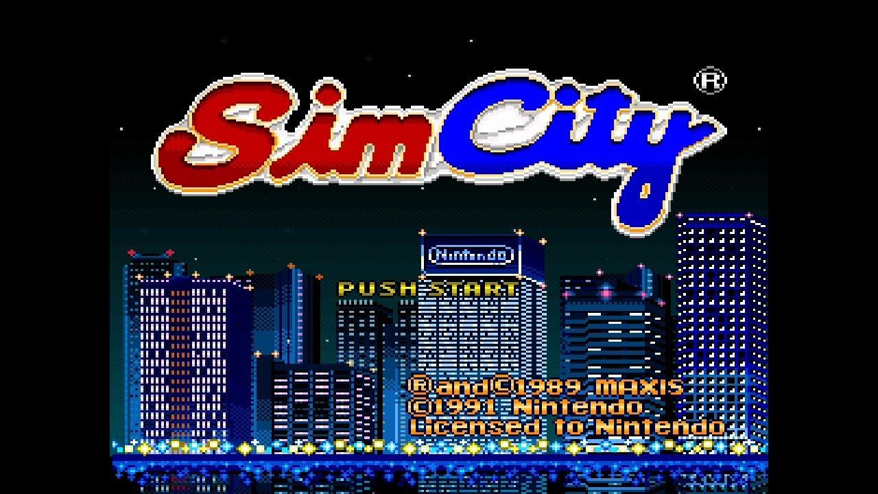 SFC版【100万人目指して】シムシティ #1