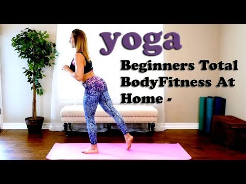 yoga workout for complete beginners total body fitness
