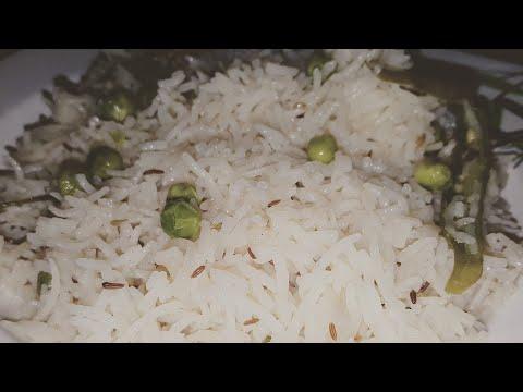 Matar Pulaao/ Green Peas Pulaao