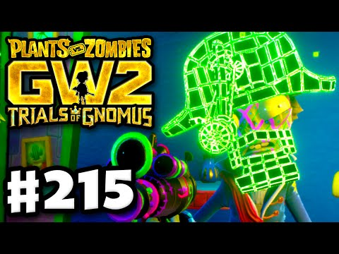 INFINITY Captain Deadbeard - Plants vs. Zombies: Garden Warfare 2 - Gameplay Part 215 (PC)