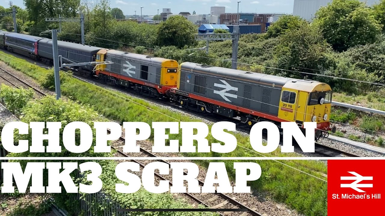 Download Class 20s, Class 56 and Class 60 on Freight Duties