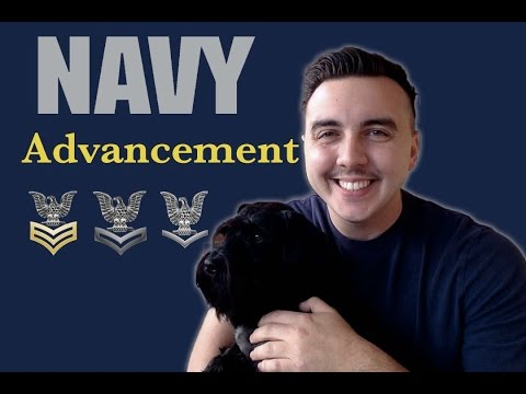 Why Is Navy Advancement EASY?!?!