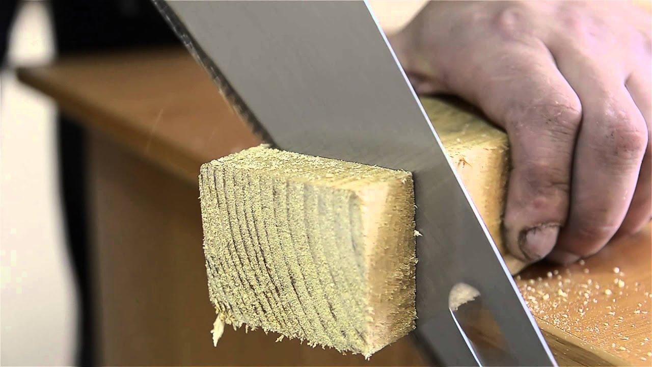 Мы провели тест ручных ножовок по дереву. Цена (на осень 2010 г. ). Эта пила отличается от модели extrema 63223 более мелким зубом, черным.