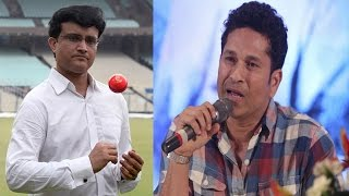 সৌরভ গাঙ্গুলির কথা বলতে গিয়ে কেদে ফেললেন শচিন টেনডুলকার   Sourav Ganguly   Bangla News Today