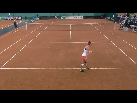 Junior Fed Cup Finals by BNP Paribas -  Court 5 (Day 2/ Part 2)