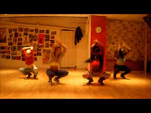 Sean Paul Official Video Clip She doesn't Mind  - Queen'Stonn