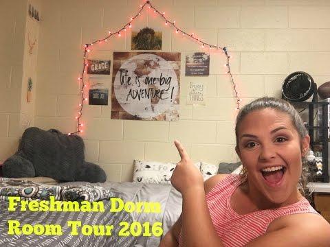 DORM TOUR 2016