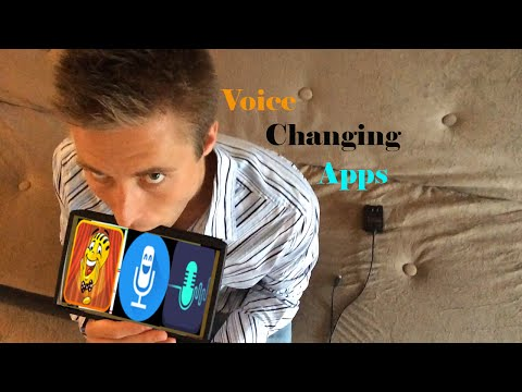 Top 3 Voice Changing Apps | iOS