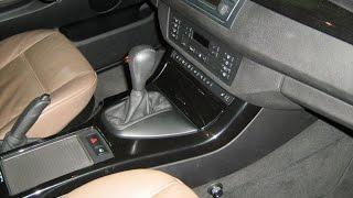 Zámek zpátečky BMW X3 E53 do r. 2006 automat Mister Lock