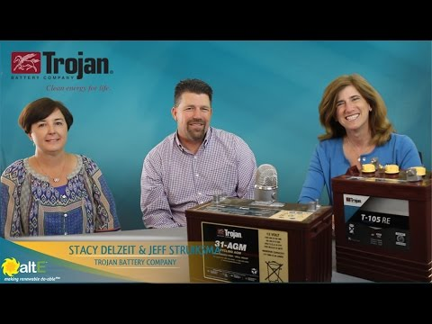 Interview With Trojan Battery & Battery Maintenance Tips