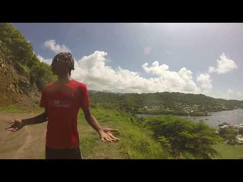 Overlooking Plaxico Bay & Marina Grenada