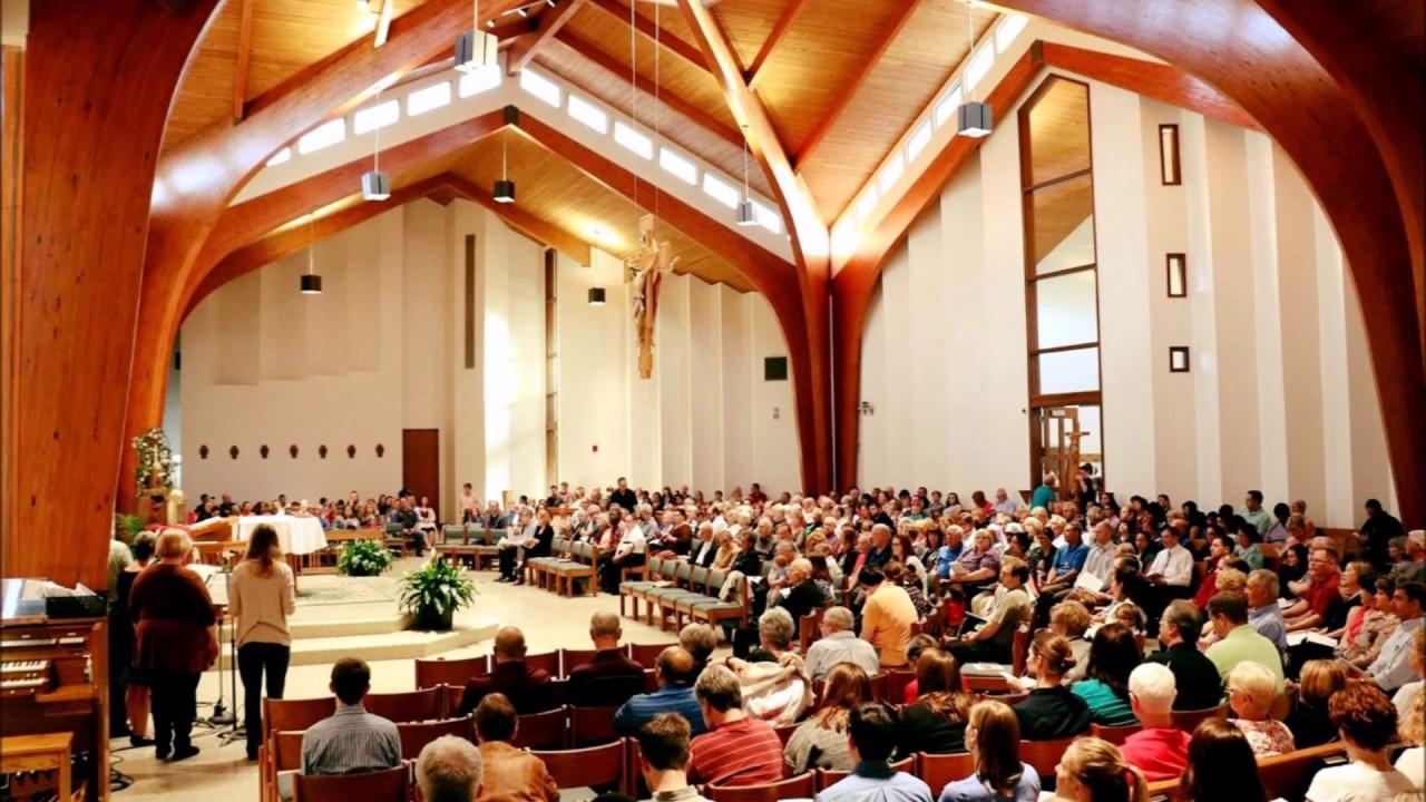 St Mark Catholic Church, Indianapolis, IN - YouTube