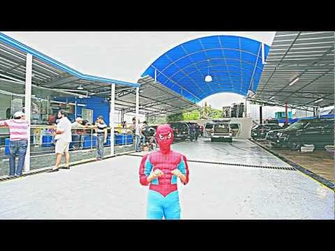 Aqua auto clean Santiago Harlem Shake