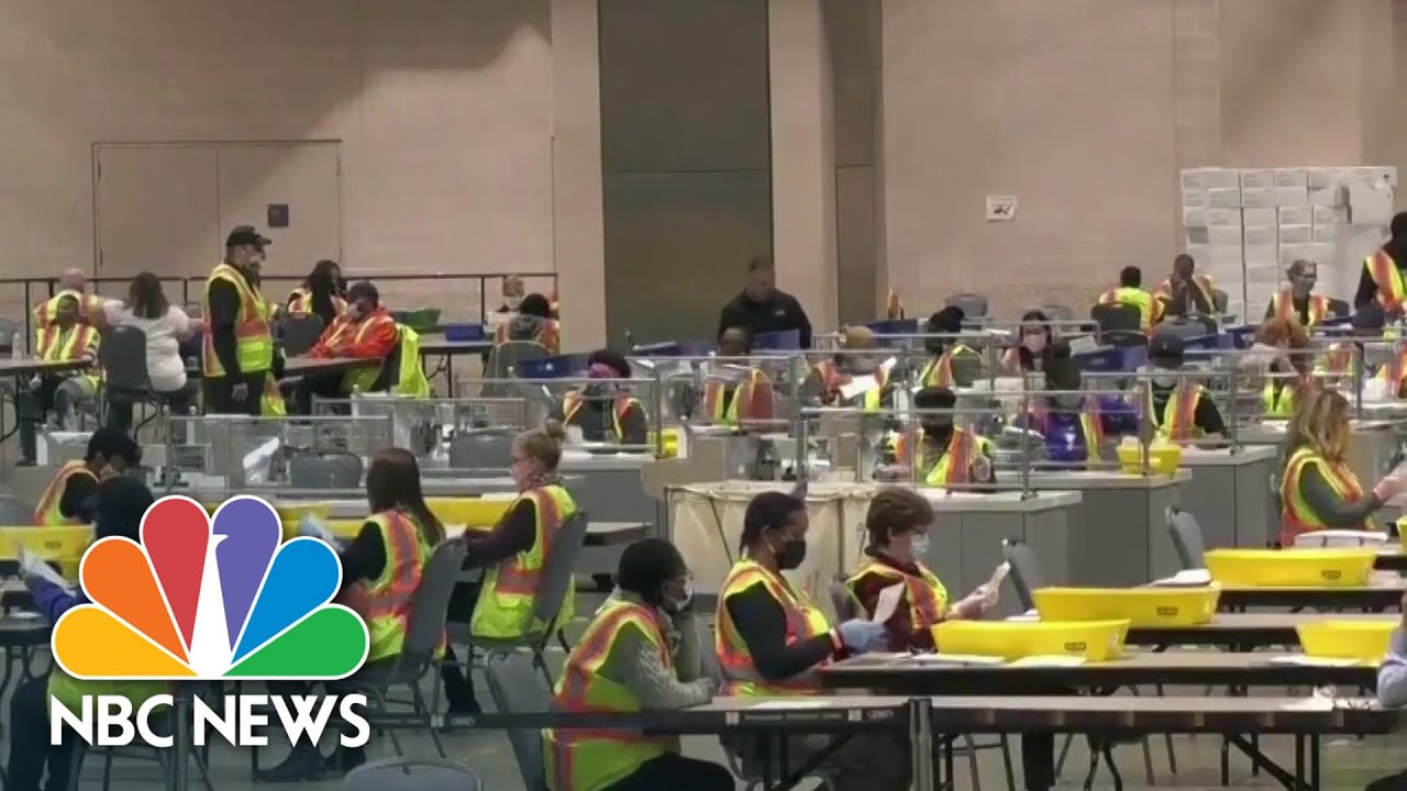 Tally may bring challenges under Pennsylvania recount rules